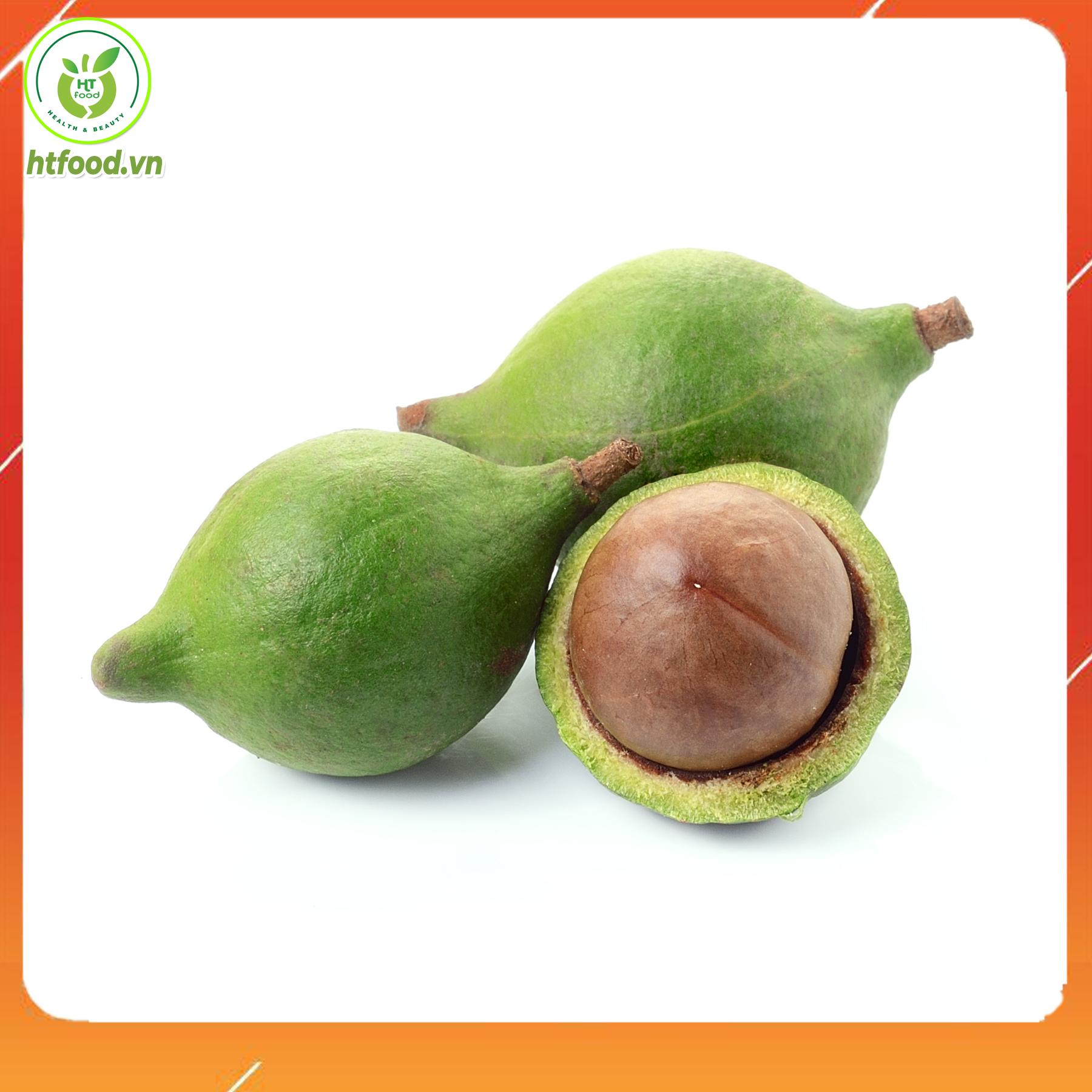 Hạt macadamia ngon